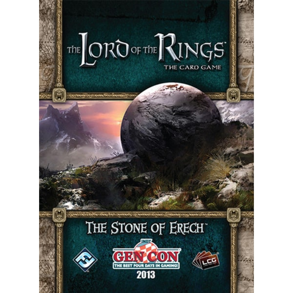 The LOTR: LCG - The Stone of Erech