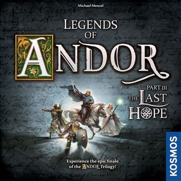 Legends of Andor (Legendy Andoru): Part III - The Last Hope