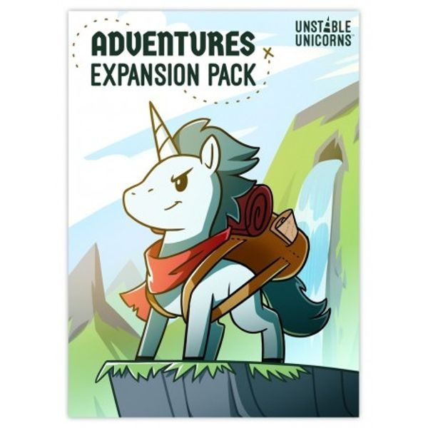 Unstable Unicorns - Adventures Expansion Pack