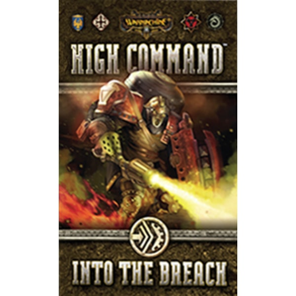 Hordes: High Command - Into the Breach