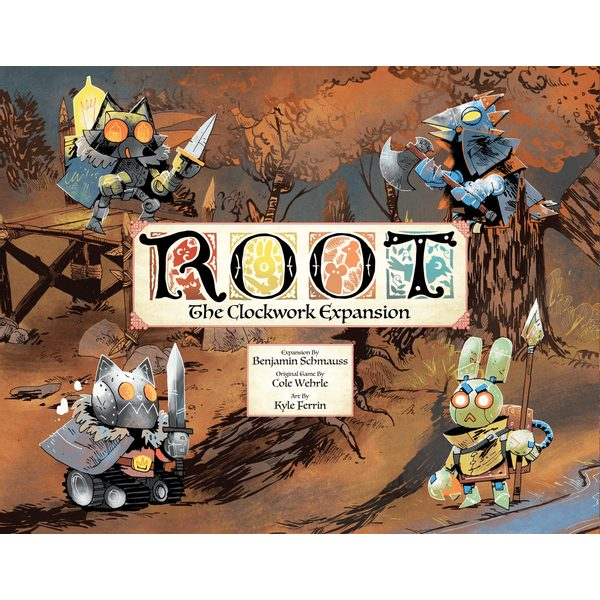 Root - The Clockwork Expansion