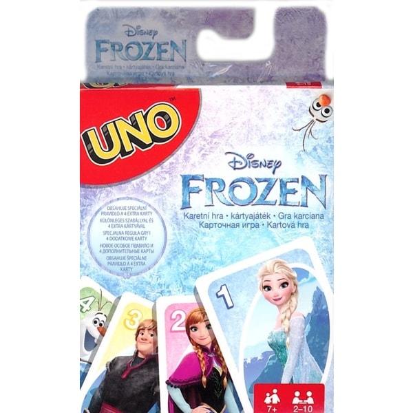 60539b94a Uno - Ledové království (Frozen)   Mattel   SVĚT-HER.CZ ...