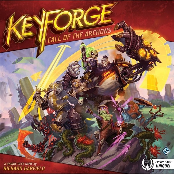 Keyforge: Call of the Archons Starter Pack