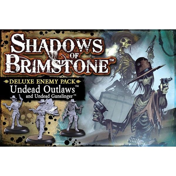 Shadows of Brimstone: Undead Outlaws & Undead Gunslinger