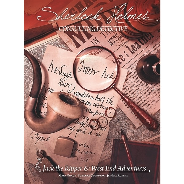 Sherlock Holmes: Jack the Ripper & West End Adventures