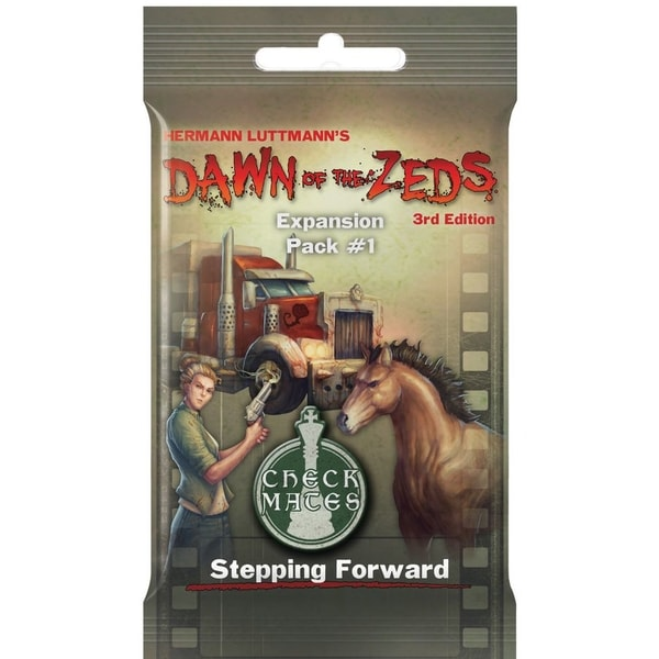 Dawn of the Zeds - Expansion Pack 1: Stepping Forward
