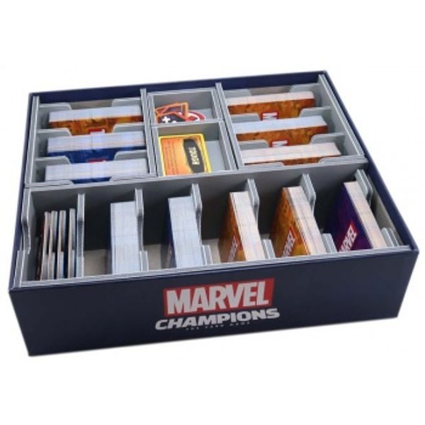 Marvel Champions: The Card Game Insert (Folded Space)
