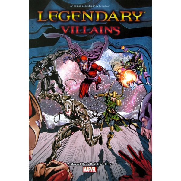 Legendary: Villains