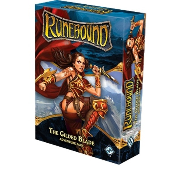 Runebound: The Gilded Blade Adventure Pack