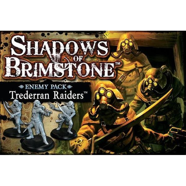 Shadows of Brimstone - Trederran Riders