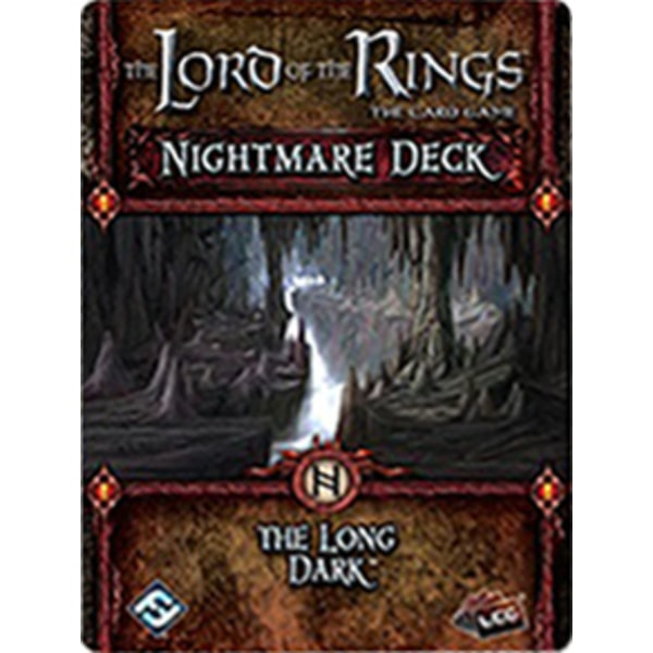 The LOTR: LCG - The Long Dark Nightmare Deck