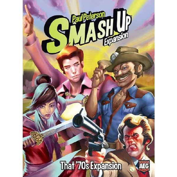 Smash Up: That 70'