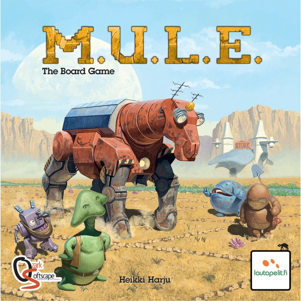 M.U.L.E.: The Board Game