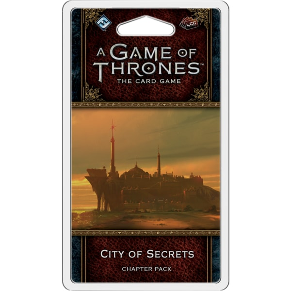 A Game of Thrones - City of Secrets