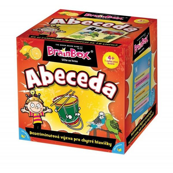 Brainbox: Abeceda