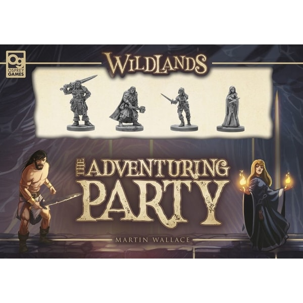 Wildlands: Adventuring Party