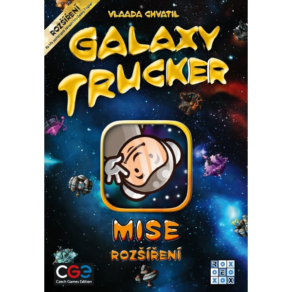 Galaxy Trucker - Mise