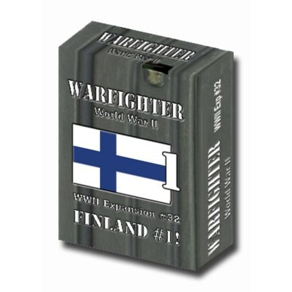 Warfighter: Finland 1!