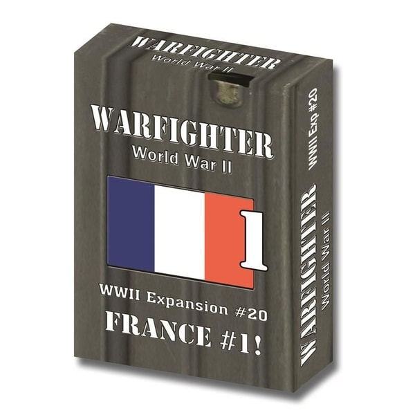 Warfighter: France 1