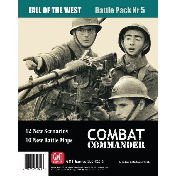 Combat Commander: Fall of the West