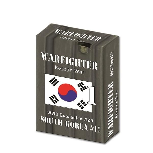 Warfighter: South Korea 1!