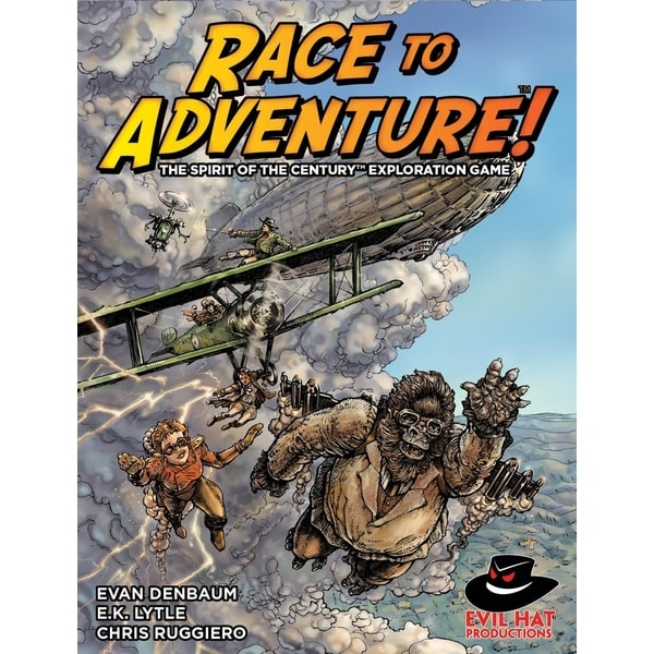Race to Adventure