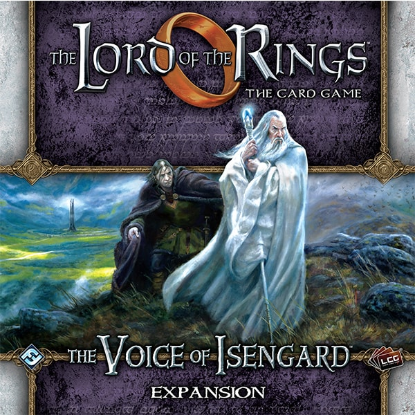 The LOTR: LCG - Voice of Isengard
