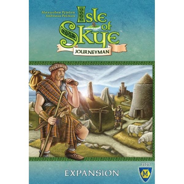 Isle of Skye (Ostrov Skye) - Journeyman Expansion