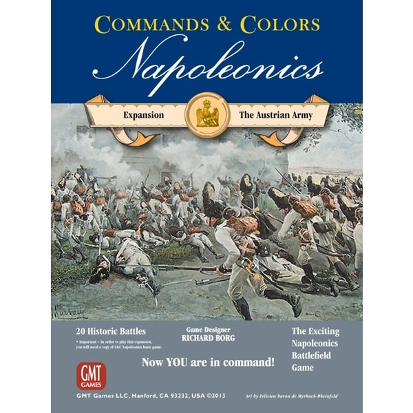 C&C Napoleonics: The Austrian Army