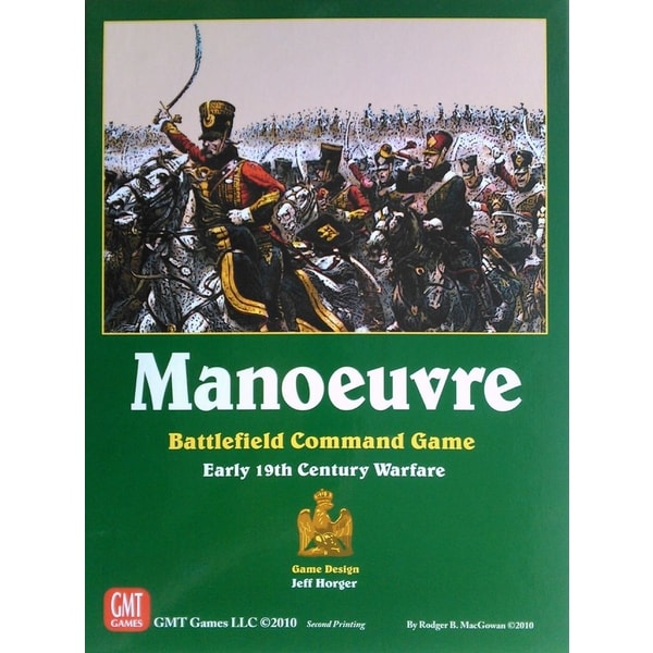 Manoeuvre - Battlefield Command Game