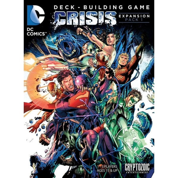 DC Deck Building Game: Crisis