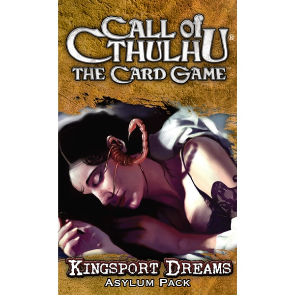 Call of Cthulhu LCG: Kingsport Dreams