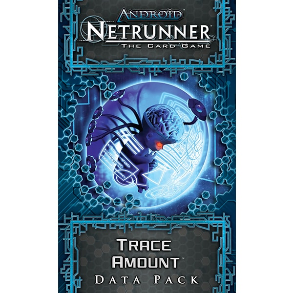 Netrunner: Trace Amount Data Pack
