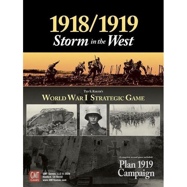 1918/1919 - Storm in the West: World War I Strategic Game