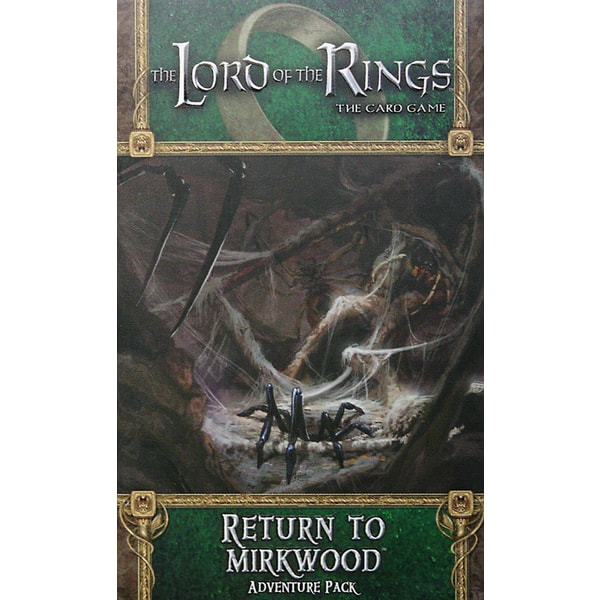 The LOTR: LCG - Return to Mirkwood