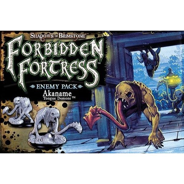 Shadows of Brimstone: Forbidden Fortress - Akaname Enemy Pack