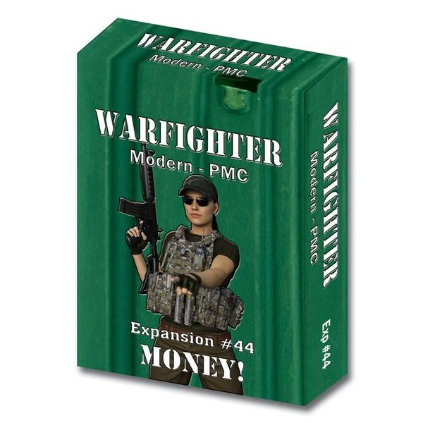 Warfighter: Money!
