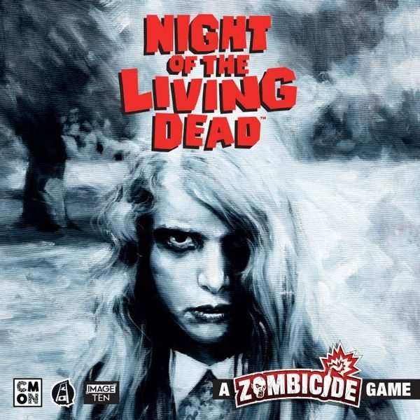 Night of the Living Dead - Zombicide Game