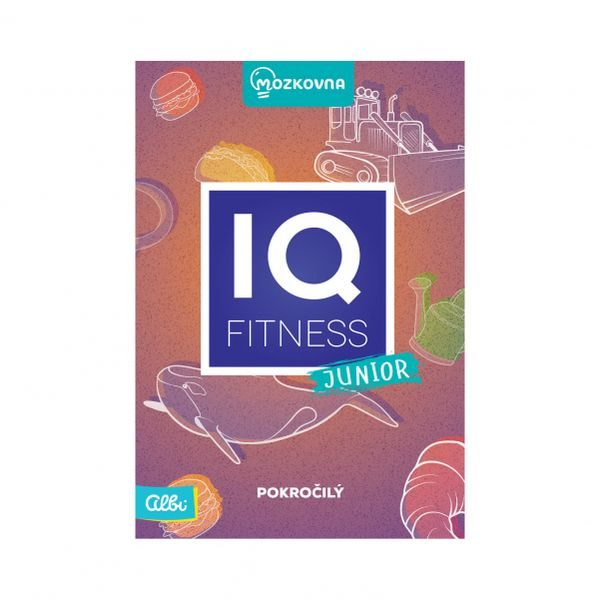 IQ Fitness Junior - pokročilý