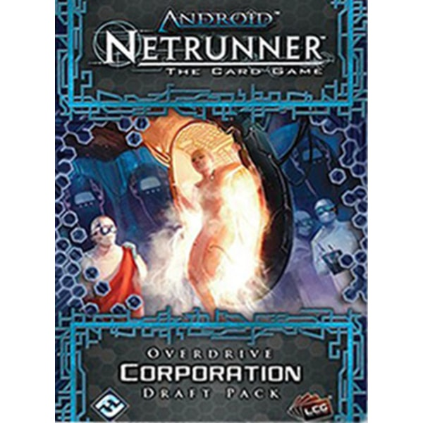 Netrunner: Overdrive Corporation Draft Pack