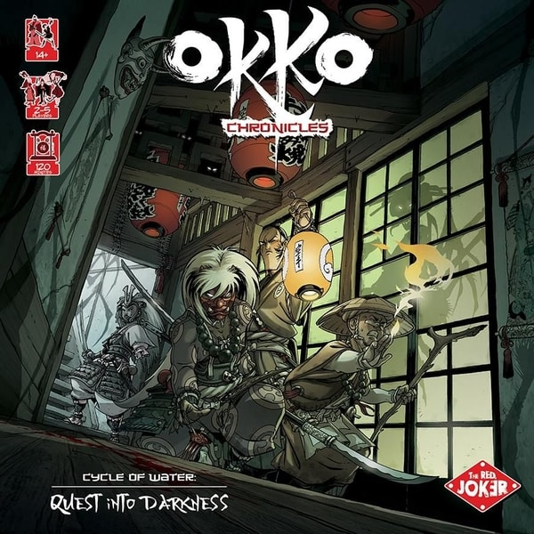 Okko: Chronicles - Quest into Darkness