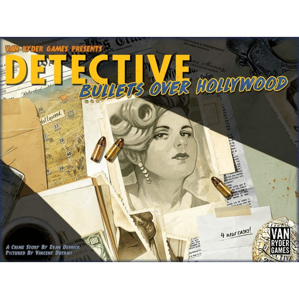 Detective - Bullets Over Hollywood