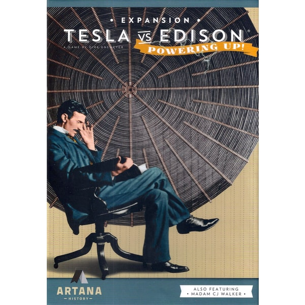 Tesla vs Edison: Powering Up!