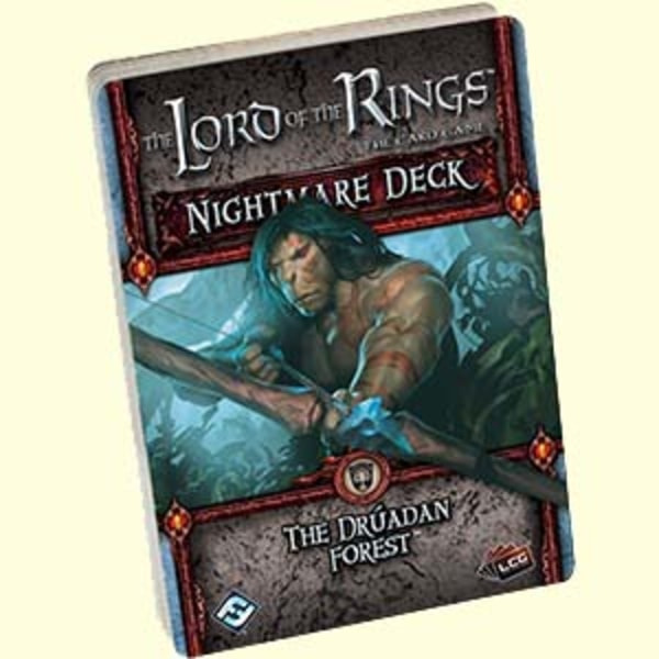 The LOTR: LCG - The Druadan Forest - Nightmare Deck