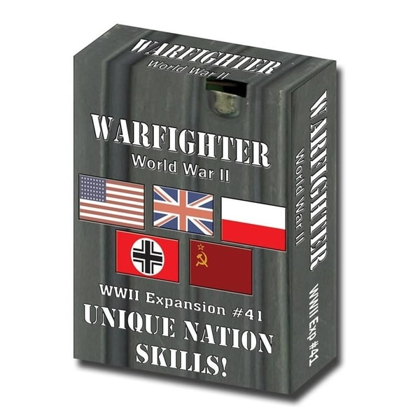 Warfighter: Unique Nation Skills!