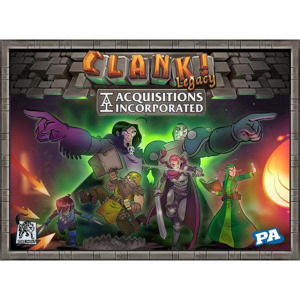 Clank! Legacy - Acquisitions Incorporated