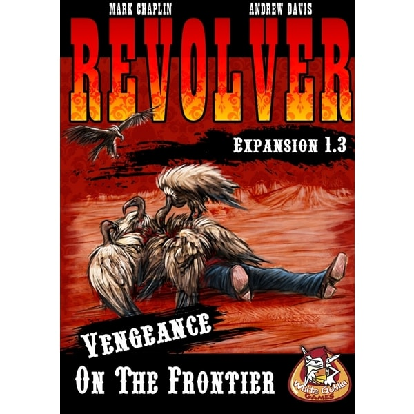 Revolver: Vengeance on the Frontier