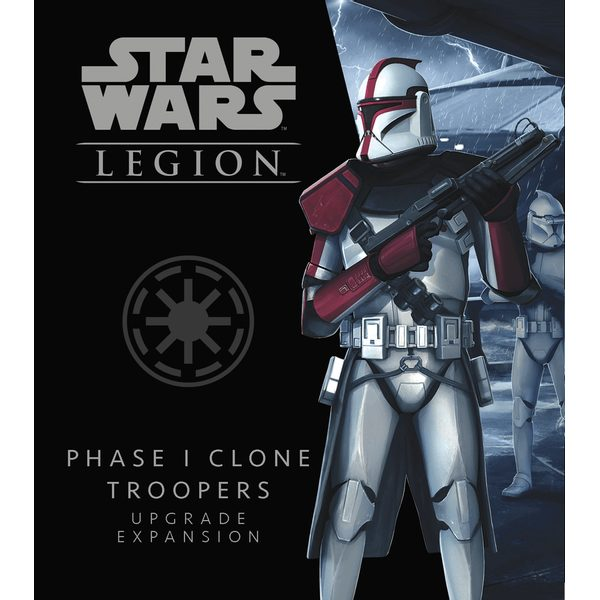 Star Wars: Legion - Phase 1: Clone Troopers - Upgrade Expansion