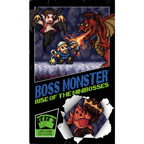 Boss Monster: Rise of the Minibosses