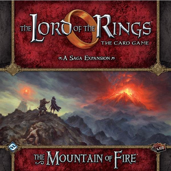 The LOTR: LCG - The Mountain of Fire